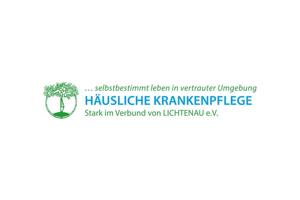 Karriere bei LICHTENAU e.V. - Logo - Häusliche Krankenpflege