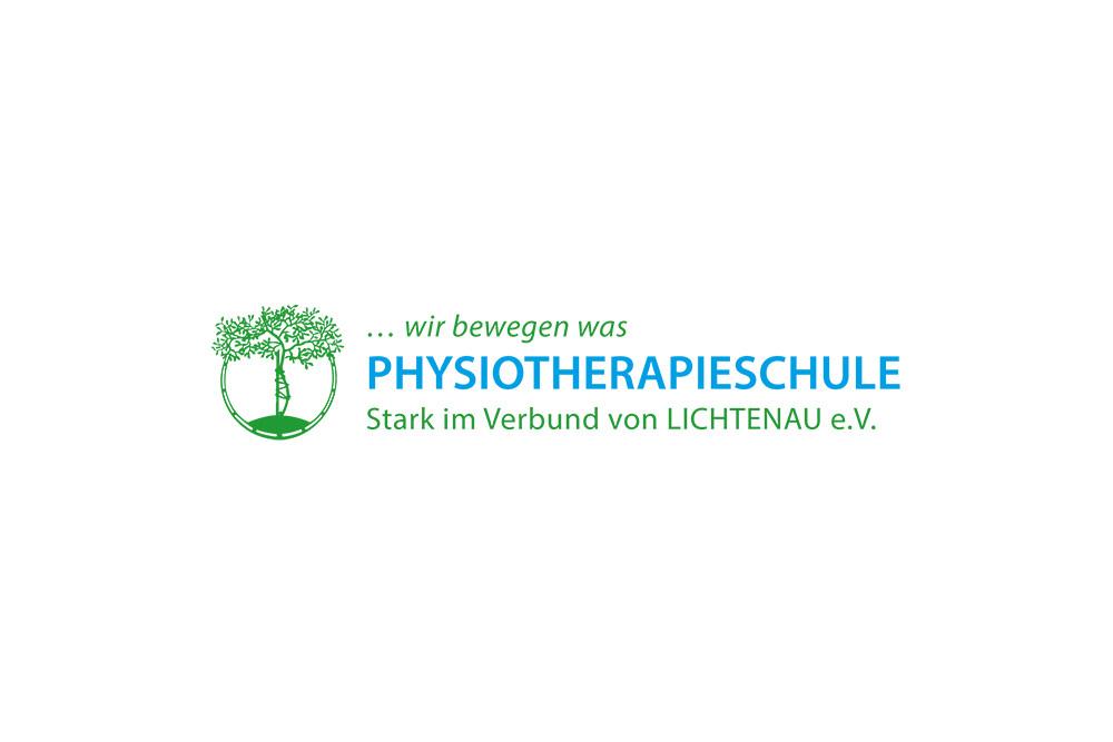 Karriere bei LICHTENAU e.V. - Logo - Physiotherapieschule