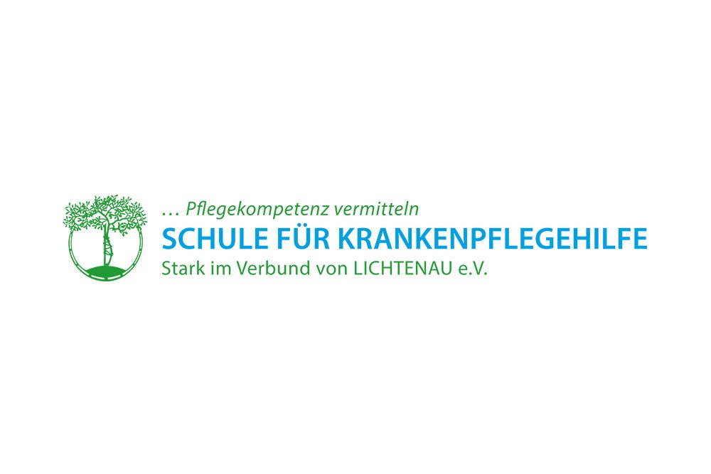 Karriere bei LICHTENAU e.V. - Logo - Schule für Krankenpflegehilfe