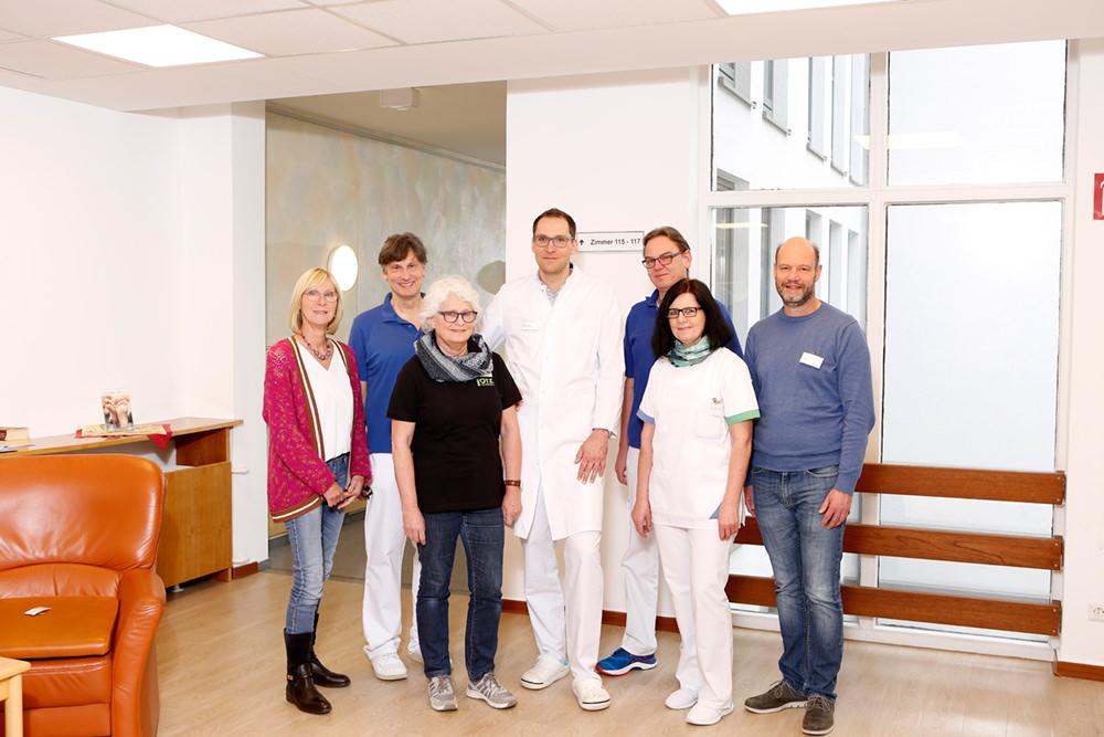 Karriere bei LICHTENAU e.V. - Nachsorgezentrum Gruppenbild